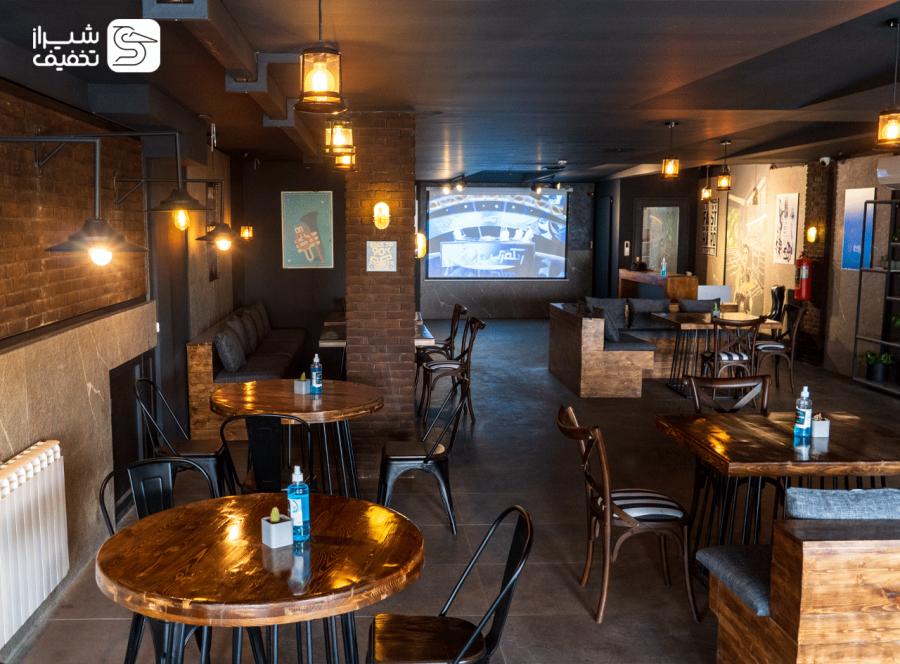 رستوران بارتون پارک - عفیف آباد