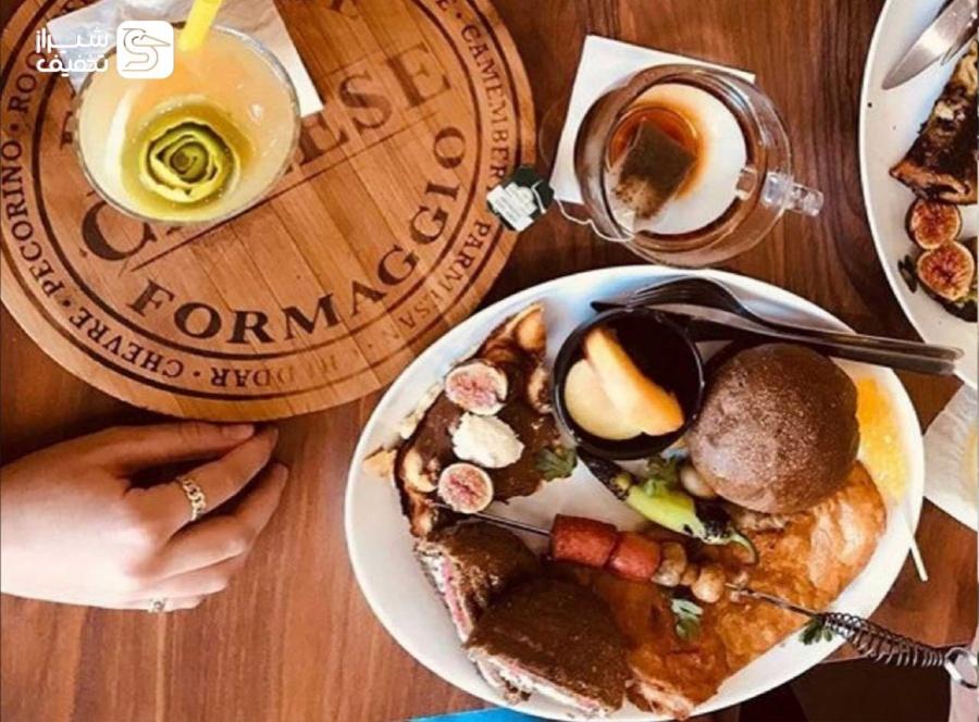 کافه رستوران جی - بلوار بهشت