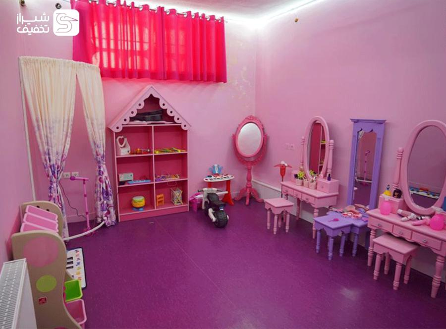 خانه بازی سرزمین مشاغل رویایی - خیابان عفیف آباد